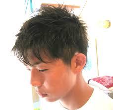 メンズ高校生カット ブルーモスクtokyoのヘアスタイルヘアログ