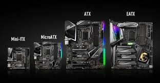 Atx Motherboard Size Chart Motherboard Size Comparison Chart By Whylaptops Com
