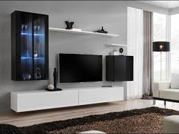 entertainment center glass door hinges luxury 64 types elegant living room cabinet white high gloss cabinets