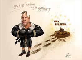 КВН Братья Кличко на защите диссертации карикатура Кличко вляпался в политику