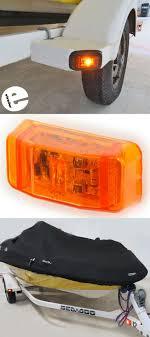 Trailer Side Marker Lights Wesbar Led Trailer Clearance Or Side Marker Light