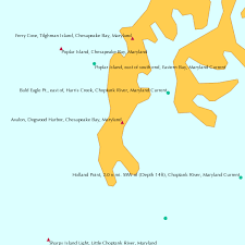 Avalon Tide Chart 2014 Avalon Dogwood Harbor Chesapeake Bay Maryland Tide Chart
