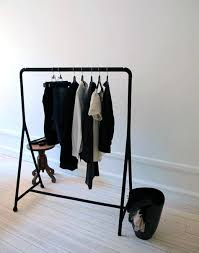 Storage: Turbo Clothes Rack from Ikea