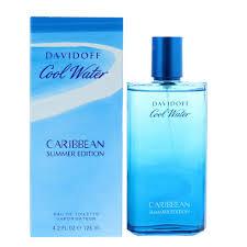 <b>Davidoff Coolwater Caribbean</b> Summer Men EDT 125ml