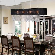 lamp nice rectangular crystal chandelier dining room catchy lighting design decor with genuine daisy chandeliers for