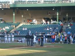 View From Our Seats Picture Of Tennessee Smokies Minor