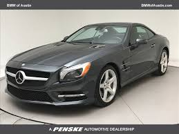 2013 Used Mercedes-Benz SL-Class SL 550 2dr Roadster SL550 at BMW ...