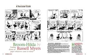Broom-Hilda at 50 – Aging Gracelessly The Daily Cartoonist