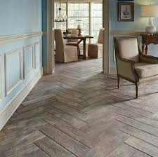 Lovely Flooring Ideas For Basement With Wood Flooring In The - Hgtv basement finished basement floor