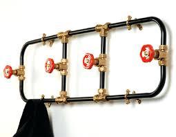 Diy Pipe Coat Rack Diy Coat Rack Pipe Water Pipes Coat Rack askesis 44