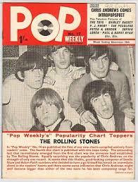 Pop Charts 1965 Pop Weekly Magazine 17 4th Year W E 18th December 1965