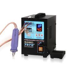SUNKKO 737G+ Battery <b>Spot Welder</b> for <b>Lithium Battery</b> Pack