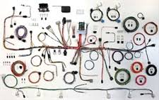 chassis universal wiring harnesses ignition electrical product icon american autowire wiring harness 1987 1989 mustang
