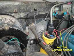 gm hei conversion a how to dodgetalk dodge car forums ok you ve got your module mounted and have your wires made up unplug the factory connector at the distributor and plug in your new connector to the