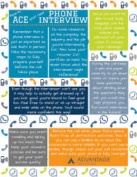 how to ace your next phone interview advantage solutions careers phone interview