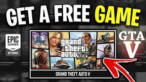 How to Download GTA 5 Online for Free | Epic Games Store | Grand Theft Auto  5 Online Free Premium - YouTube