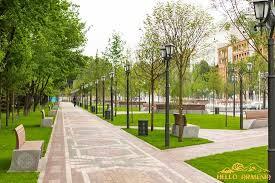 Самый новый парк Еревана - отзыв о Парк 2800-летия Еревана ...