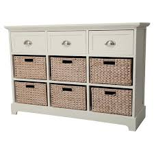 white sofa table with storage. Fine Storage Furniture White Sofa Table With Baskets Brilliant On Tables  Storage Multiple Function Console A