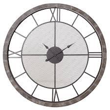 wood frame clock gillies