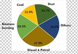 Pollution Chart Images Air Quality In Delhi Air Pollution In India Pie Chart Air