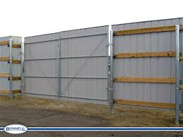 Wonderful Sheet Metal Fence Best 25 Fences Ideas On