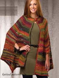 Free Knitted Cape Patterns