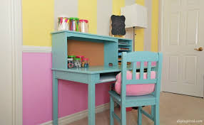 Girls Bedroom Decor. How To Paint ...