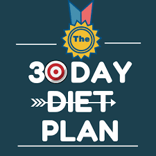 30 Day Healthy Eating Plan Healthy 30 Day Diet Plan Days 1 10 Caloriebee