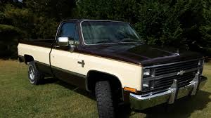 1984 Chevrolet K10 Custom Standard Cab Pickup 2-Door 5.7L ...
