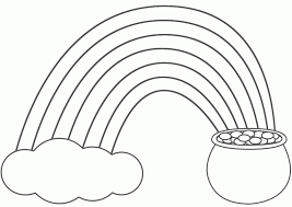 Small Picture Coloring Pages Cloud Coloring Pages Krishnamurtime Rainbow Cloud