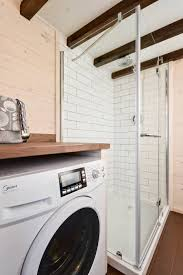 tiny house washer dryer. Custom-tiny-living-home-8 Tiny House Washer Dryer R