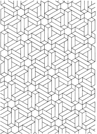 Small Picture Optical Illusion 13 coloring page Free Printable Coloring Pages
