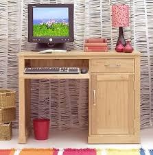 conran solid oak hidden home office. Image Is Loading Conran-solid-oak-modern-furniture-small-single-pedestal- Conran Solid Oak Hidden Home Office
