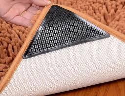 2019 keep rugs mats in place without leaving any messy residue carpet stick anti skid fixed ground silicon mat from bdhome 29 67 dhgate com