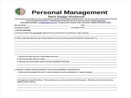 Personal Fitness Merit Badge Chart Personal Fitness Merit Badge Worksheet Answers Kozen