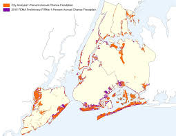 new york city has filed a technical appeal of the preliminary flood insurance rate maps firms firms are official maps of a community that displays the