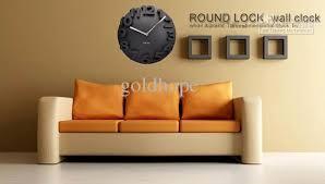 Small Picture appealing modern wall clock pics ideas tikspor modern designer