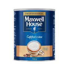 Maxwell House Coffee Vending Machine New Maxwell House Cappuccino Instant Coffee Powder 48 X 48g