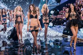 adriana lima and alessandra ambrosio lead models at the 2016 victoria s secret fashion show in london samir hussein getty images