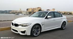 2015 bmw m3 white. Perfect Bmw First  2015 BMW M3 Sedan Arrives In The Hands Of Its New Owner WVideo To Bmw White A