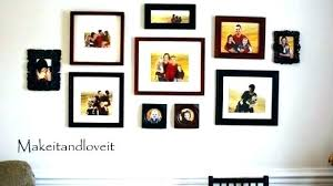 multiple picture frames family. Wall Photo Collage Frames Multiple Picture On Ideas Lofty Design Family H