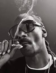 Snoop Dogg / Rapper / Black and White Photography
