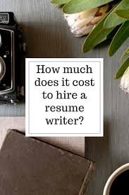 How Much Does It Cost To Hire A Resume Writer Bebee Producer