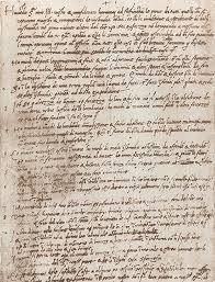 Leonardo Da Vinci's Handwritten Resume 40 Open Culture Cool Leonardo Da Vinci Resume