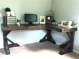 build your own office. Do It Yourself Office Desk Build Your Own Interior Designing Ideas Diy