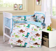 elegant dinosaur nursery bedding colors