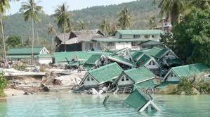 Tsunami Strikes Asia in December 2004