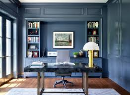 Beautiful Traditional Office Decorating Designing Tips With