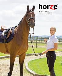 Horze Middle East Catalogue 2018 By Horze Middle East Issuu
