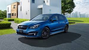 subaru impreza hatchback modified. 2016 subaru impreza sport hybrid hatchback modified